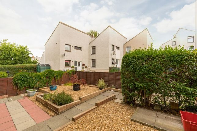 Thumbnail Terraced house for sale in 22 Clarinda Gardens, Dalkeith
