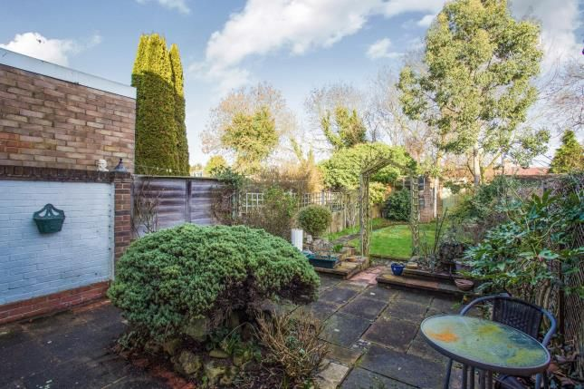 Rear Garden of George V Way, Perivale, Greenford, Middlesex UB6