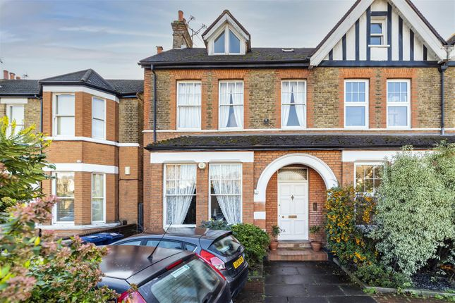 Thumbnail Semi-detached house for sale in Madeley Road, Ealing, London