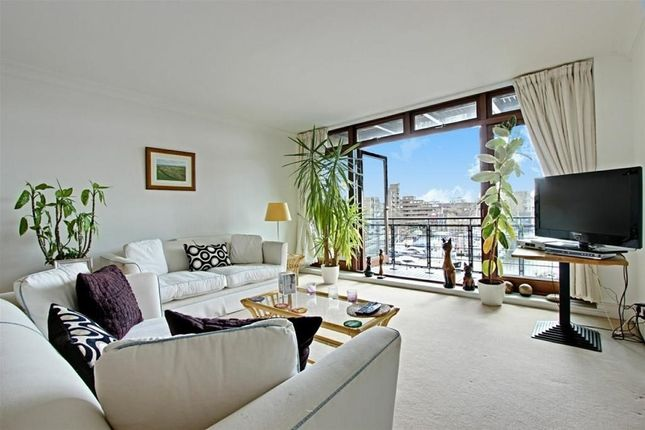 Thumbnail Flat for sale in Star Place, St Katharine Docks, Wapping, London