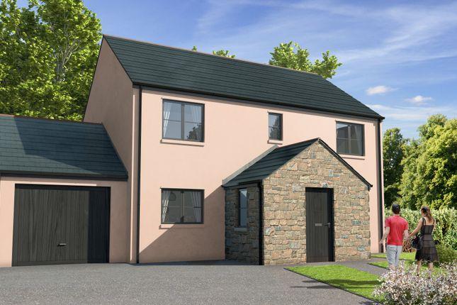 Thumbnail Detached house for sale in Duffryn Oaks, Pencoed, Bridgend