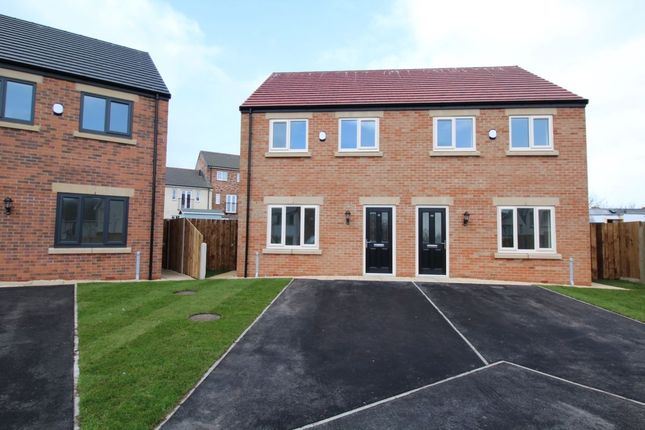 Thumbnail Semi-detached house for sale in The Garth, Whitby