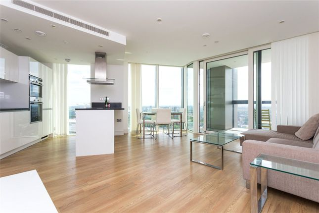 2 bed flat for sale in Surrey Quays Road, London, Greater London SE16