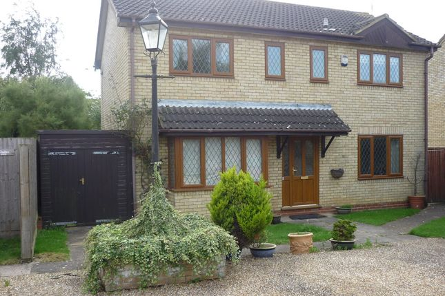 Thumbnail Detached house to rent in Laneside Hollow, Northampton