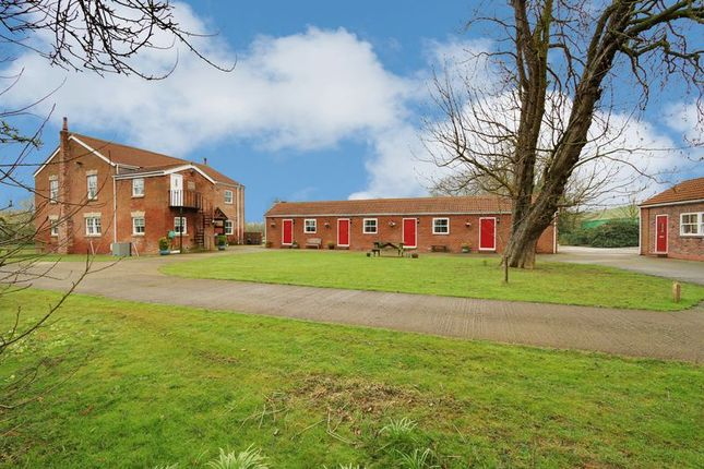 Thumbnail Detached house for sale in Thorngumbald Road, Paull, Hull
