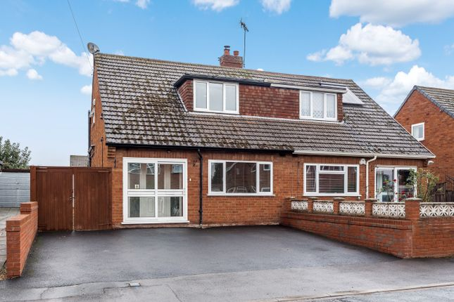 Thumbnail Semi-detached house for sale in 29, Chesshire Avenue, Stourport-On-Severn