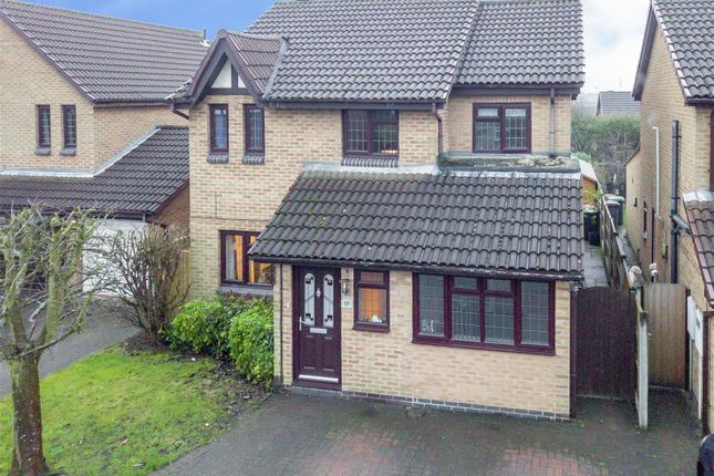 Thumbnail Detached house for sale in Epsom Road, Toton, Beeston, Nottingham