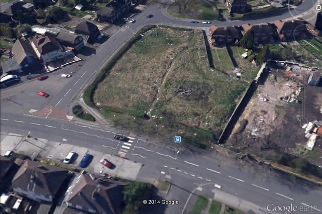 Land for sale in King Charles Avanue, Willenhall