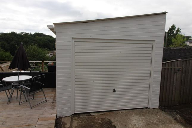 Garage of Efford Crescent, Plymouth PL3