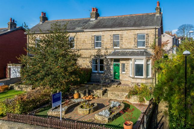 Thumbnail Semi-detached house for sale in Newlaithes Road, Horsforth, Leeds