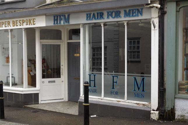 Thumbnail Retail premises to let in 10B, High Street, Falmouth, Cornwall