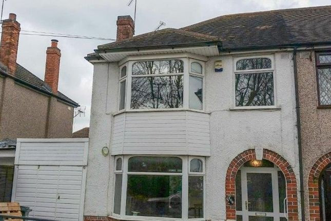Thumbnail Detached house to rent in Duncroft Avenue, Coventry