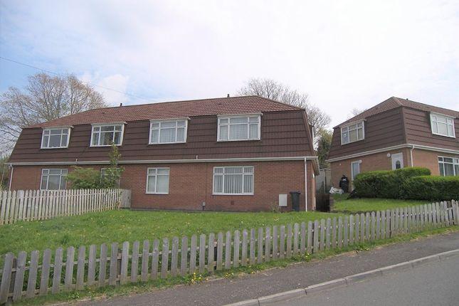 Thumbnail Flat for sale in Kingdon Owen Road, Cimla, Neath