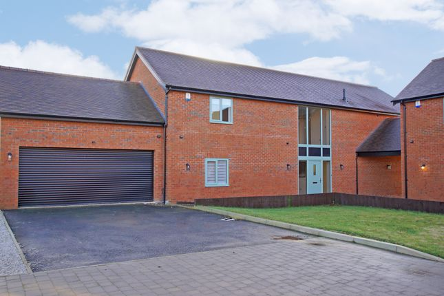 Thumbnail Detached house for sale in Wadderton Grange, Greenhill, Blackwell