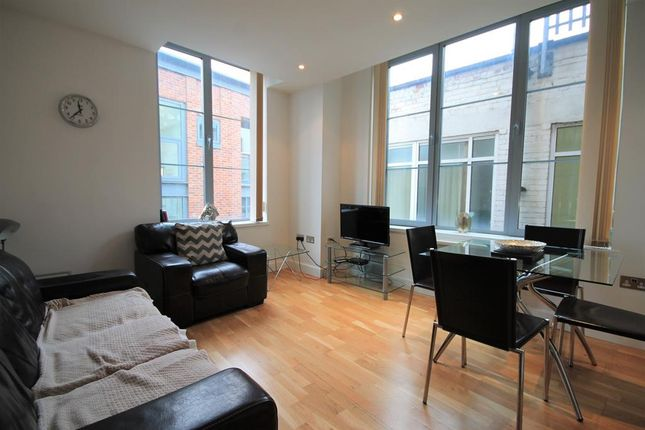 Thumbnail Flat to rent in Popes Head Court, York
