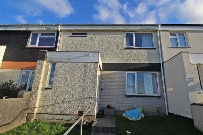 Thumbnail Terraced house for sale in Bicton Close, Leigham, Plymouth