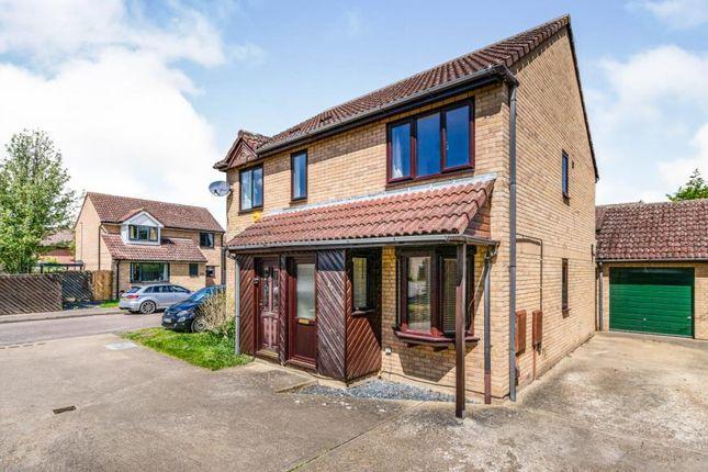 2 bed semi-detached house for sale in Waterbeach, Cambridge, Cambridgeshire CB25