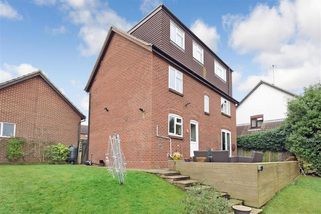 Thumbnail Detached house for sale in Anvil Way, Billericay, Essex