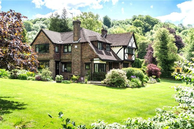 Thumbnail Detached house for sale in Hillydeal Road, Otford, Sevenoaks, Kent