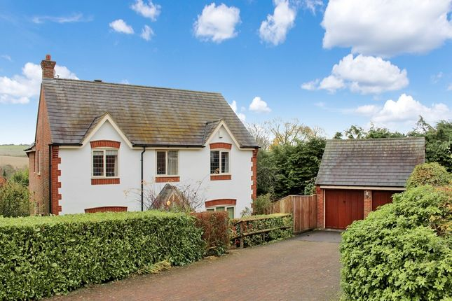 Thumbnail Detached house for sale in Sheep Fair Way, Lambourn, Hungerford