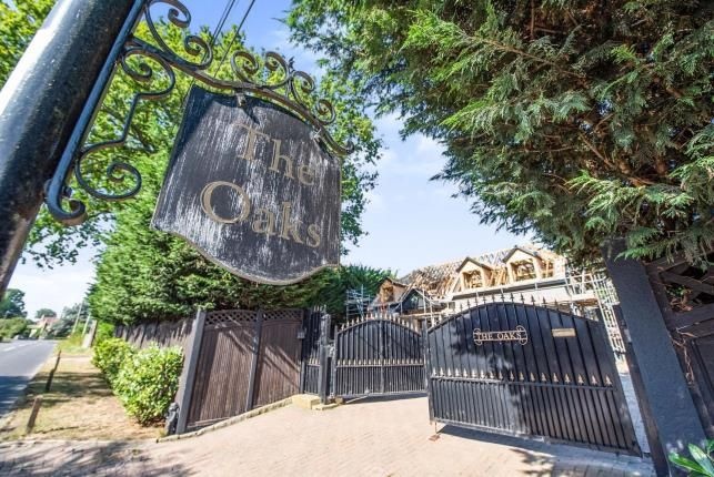 Thumbnail Detached house for sale in Havering-Atte-Bower, Romford, Essex