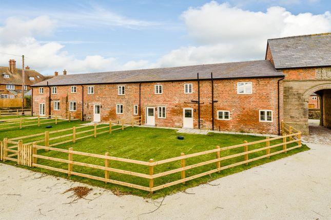 Thumbnail Barn conversion for sale in Wrexham Road, Ridley, Tarporley