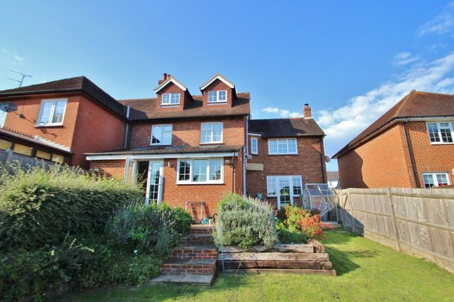 Thumbnail Semi-detached house to rent in St. Marys Lane, Ticehurst, Wadhurst
