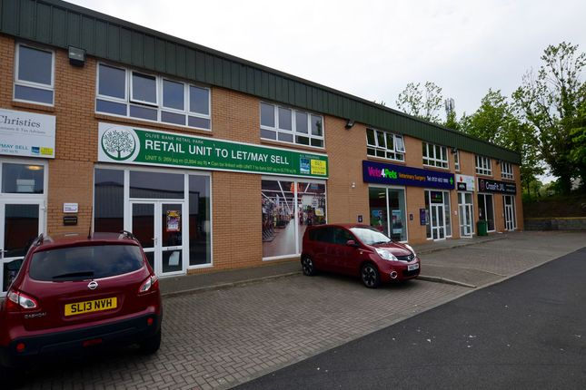 Thumbnail Commercial property to let in Olive Bank Retail Park Newhailes, Musselburgh, Edinburgh