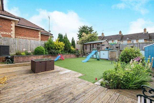 Thumbnail Detached house for sale in Lordswood Road, Shirley, Southampton
