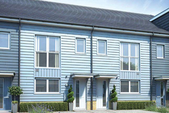 Thumbnail Terraced house for sale in Park Farm Road, Folkestone