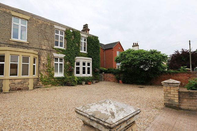 Thumbnail Semi-detached house for sale in Queen Street, Epworth, Doncaster, Lincolnshire