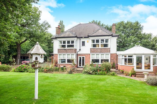 Thumbnail Detached house for sale in Knowle Hill, Kimberley, Nottingham