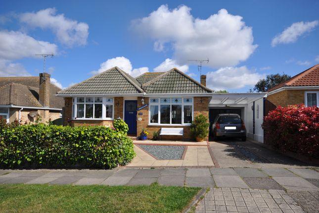Thumbnail Detached bungalow for sale in Rainham Way, Frinton-On-Sea