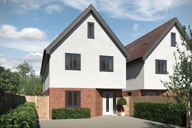 Thumbnail Detached house for sale in Knowle Close, Langton Green, Tunbridge Wells, Kent