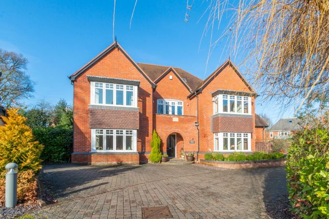 Thumbnail Detached house for sale in The Copse, Dorridge, Solihull