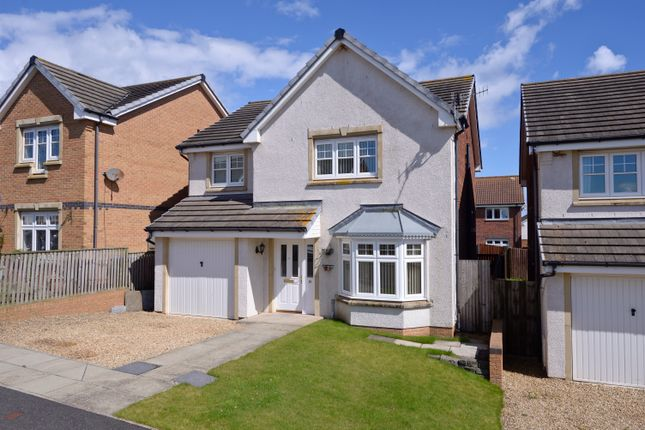 Thumbnail Detached house for sale in Hallydown Crescent, Eyemouth