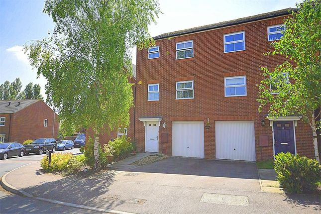 Thumbnail Town house for sale in Walkers Way, Roade, Northampton