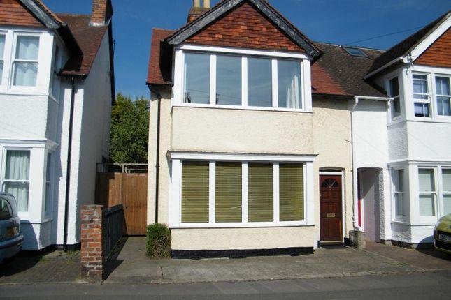 Thumbnail Semi-detached house to rent in Stile Road, Headington, Oxford