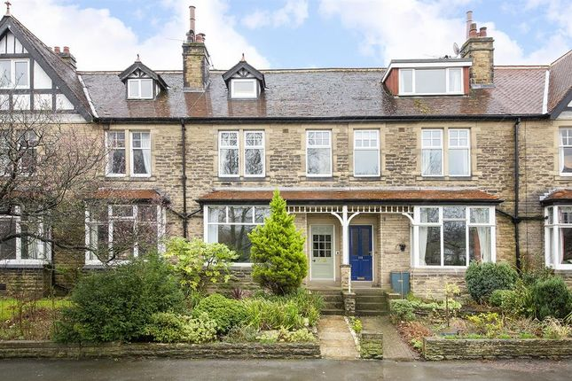 Thumbnail Terraced house for sale in Valley Drive, Ilkley