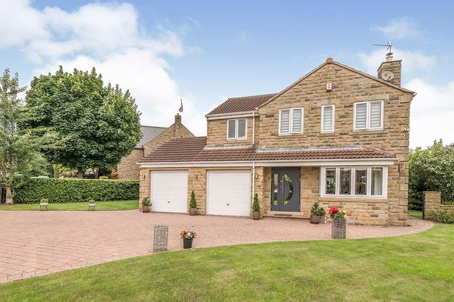 Thumbnail Detached house for sale in Church Croft, Lofthouse, Wakefield, West Yorkshire