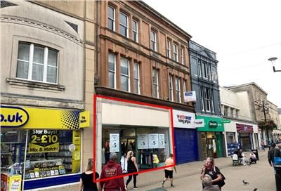 Thumbnail Retail premises to let in 74 High Street, Weston-Super-Mare, Somerset