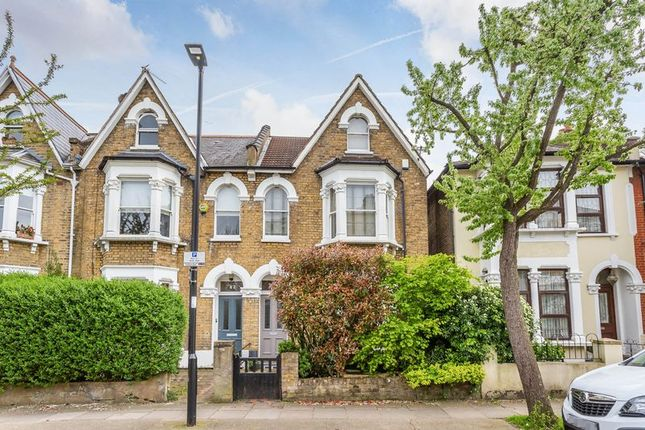 Thumbnail End terrace house for sale in Shaftesbury Road, London