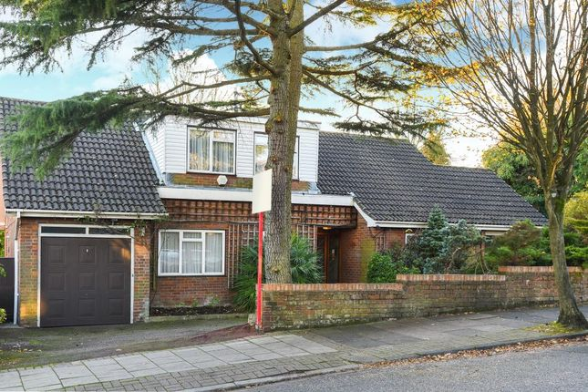 Thumbnail Detached bungalow for sale in Laurel Way N20, London, N20,
