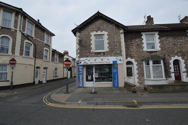 Thumbnail Retail premises for sale in Burlington Street, Weston-Super-Mare
