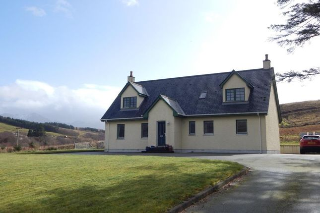 Thumbnail Detached house for sale in Trien, Satran, Isle Of Skye