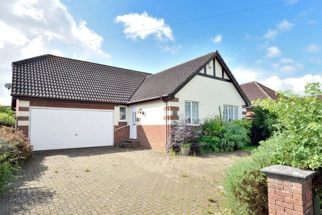 Thumbnail Detached bungalow to rent in Wavering Lane West, Gillingham