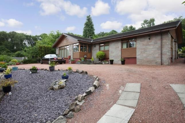 Thumbnail Bungalow for sale in Upper Carman Road, Renton, Dumbarton, West Dunbartonshire