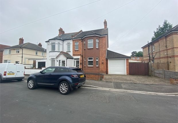 Thumbnail Semi-detached house to rent in Richmond Wood Road, Bournemouth, Dorset