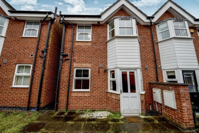 Thumbnail Semi-detached house to rent in Hartshill Road, Hartshill, Stoke-On-Trent