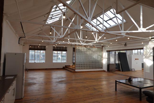 Thumbnail Warehouse to let in Eagle Wharf Road, Islington